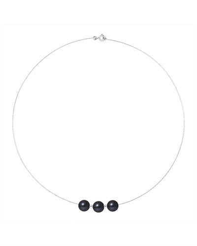 Ateliers Saint Germain Brand New Necklace with 0ctw pearl 9K White gold