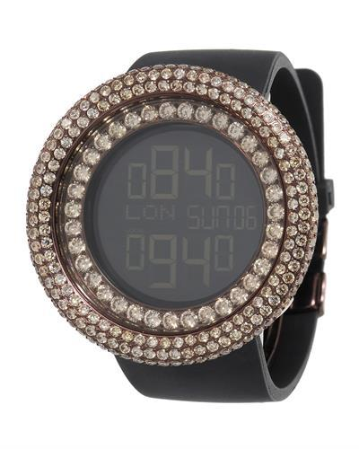 KC WA009464 Brand New Digital multifunction Watch with 0ctw crystal