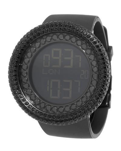 KC WA009460 Brand New Digital multifunction Watch with 0ctw crystal