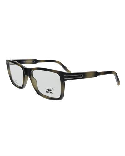 Montblanc MB0676 055 Brand New Eyeglasses  Multicolor plastic
