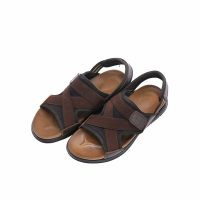 Brown Strap Sandal-R2