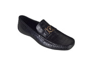 Vampwelt Black Gold24 Loafers For Men - Vamp Welt