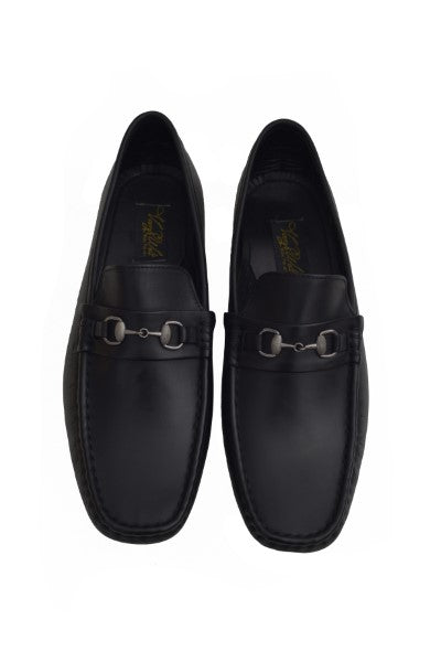 Vampwelt black horsebit loafers - Vamp Welt