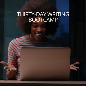 Open image in slideshow, Thirty-day Writing Bootcamp