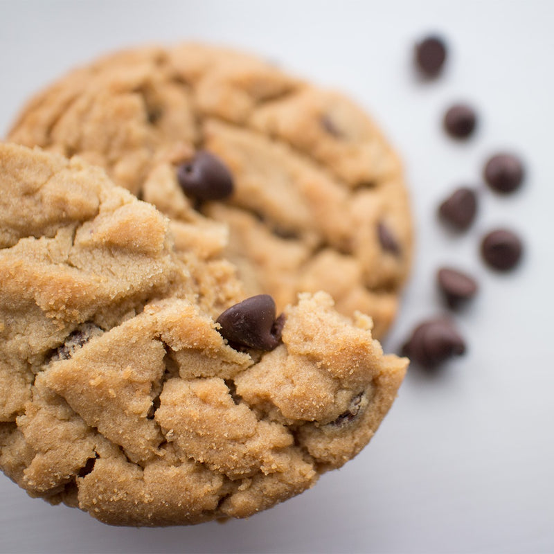 One Dozen Fresh Baked Cookies - Shipped To Your Doorstep