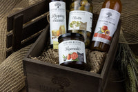 Olives + Peach Beliinni Gift Crate