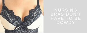 Nursing Bras Don't Have to Be Dowdy Hotmilk Bras