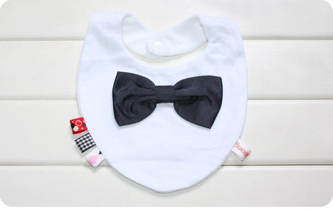 Luxury Bib: Fine Dining Bow Tie - 3D
