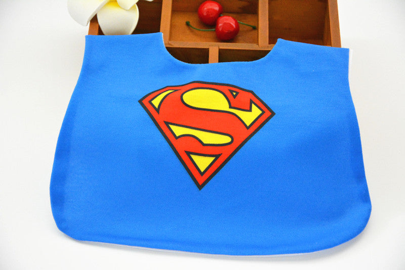 Superman Bib