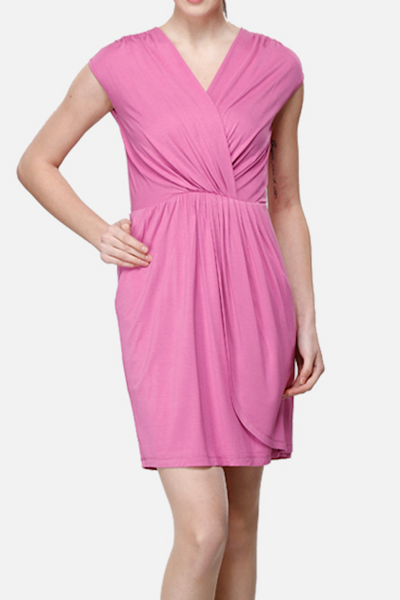 pink maternity dresses for weddings
