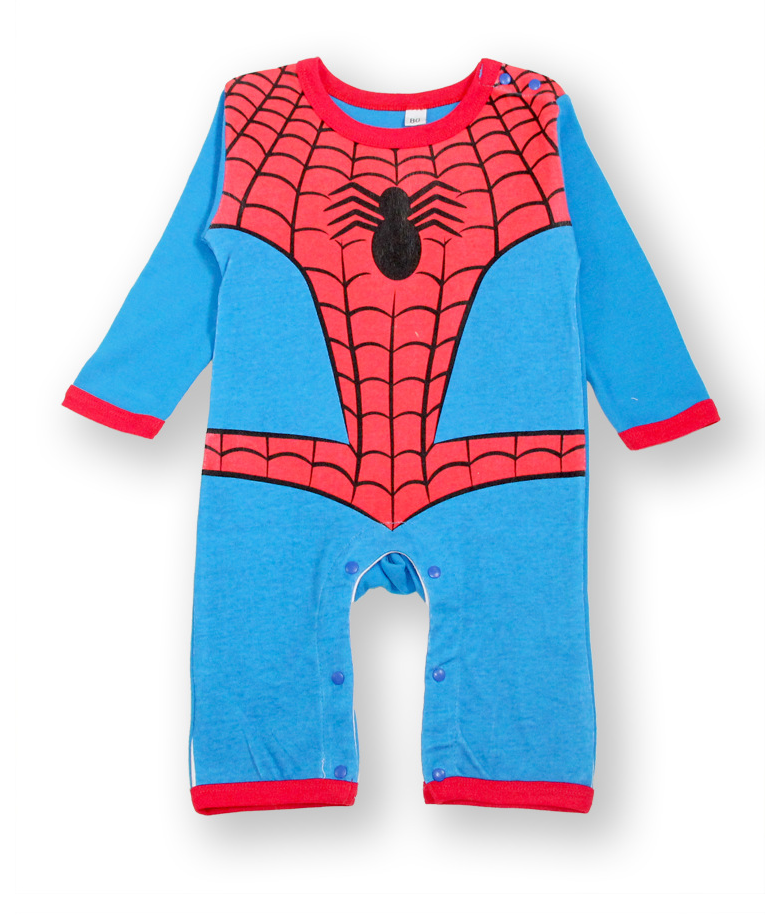 Romper: Spiderman