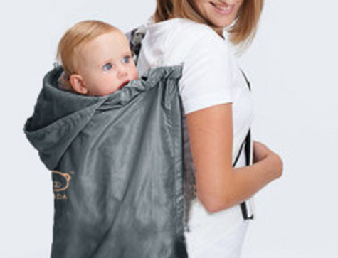 Dada Wind and Rain Resistant Baby Carrier Sling Cover