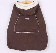 Baby Carrier Windproof Cover with Hood - Perfect for Ergobaby