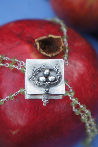 Nest Locket Box