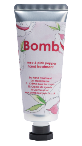 Rose & Pink Pepper Hand Treatment