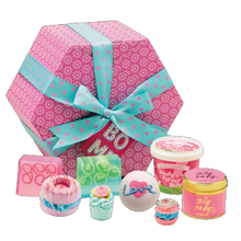 The Bomb Hat Box Gift Pack