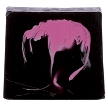 Dark Pleasure Soap Sliced