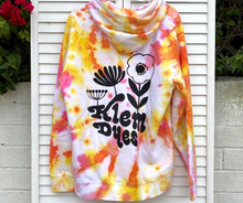 Load image into Gallery viewer, 70s Klem Dyes Hoodie - CUSTOM GRAPHIC