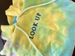Look Up Light Weight Hoodie