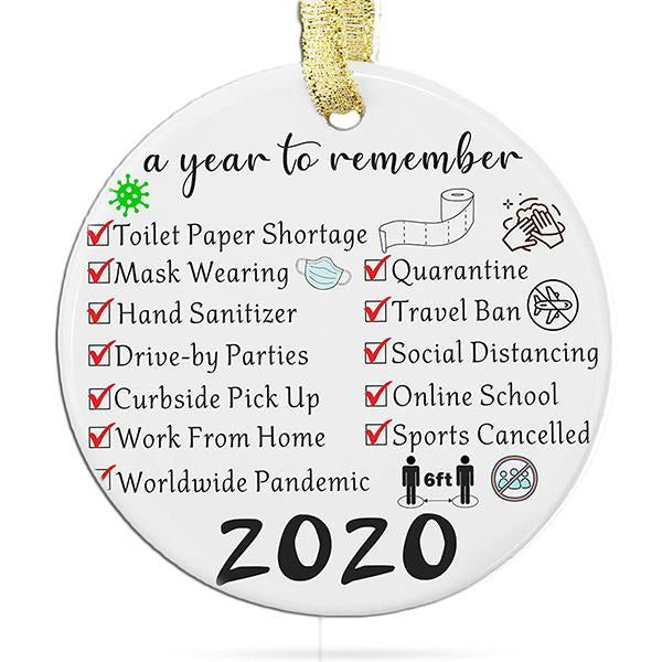 🎄2020 Christmas Ornament,Limited Edition (Buy MORE SAVE MORE)🎄