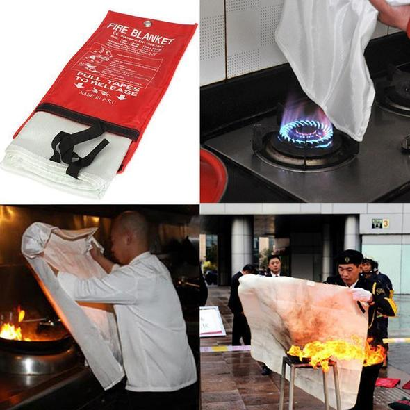 🔥2020 Hot Sales-FireGuardian™ Fire Blanket