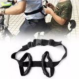 Motorcycle Passenger Safety Belt