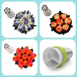 Cupcakes Decoration Spout Set (13 pieces)