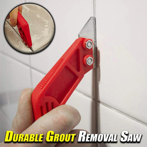Durable Grout Removal Saw