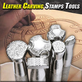 Leather Carving Stamps Tools