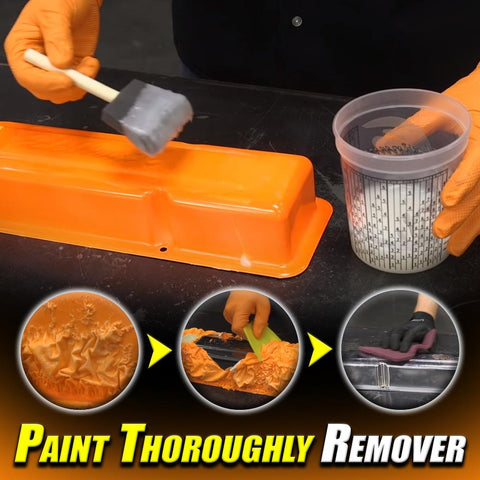 Paint Thoroughly Remover