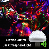 Mini Party Strobe Light-Ball
