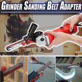 Grinder Sanding Belt Adapter