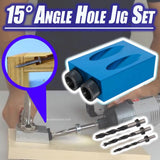 15°Angle Hole Jig Set
