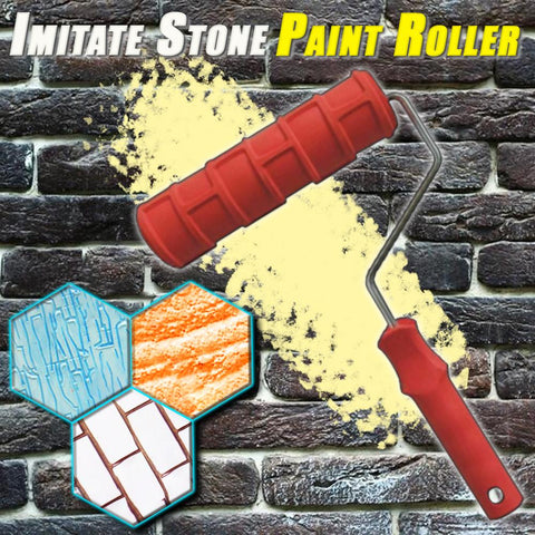 Imitate Stone Paint Roller