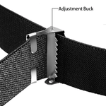 BUCKLE-FREE WAIST BELT FOR JEANS PANTS