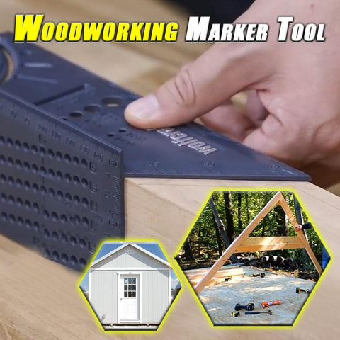 Woodworking Marker Tool (Roof Rafter)