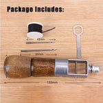 Leathercraft Lock Stitch Sewing Awl