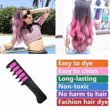 Multi-color Hair Styling Comb