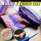 Weaving & Knitting Loom