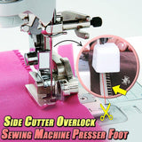 Side Cutter Overlock Sewing Machine Presser Foot