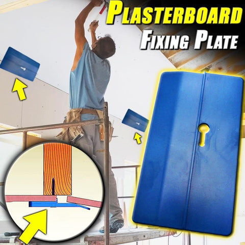 Plasterboard Fixing Plate