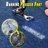 Darning Presser Foot (Tear Mending)
