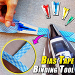 Bias Tape Binding Tool