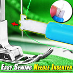 Easy Sewing Needle Inserter