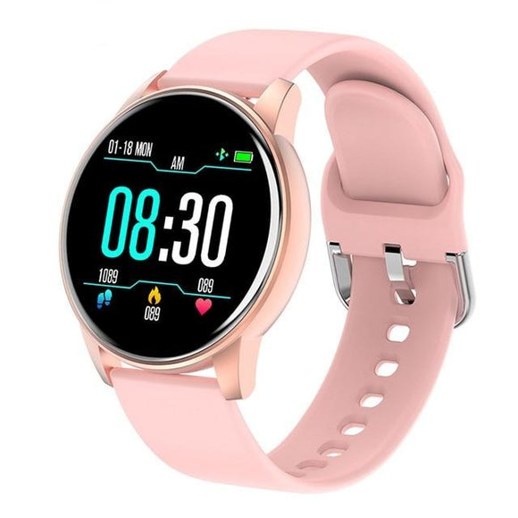Tracker Heart Rate Monitor Sports Ladies Smart Watch
