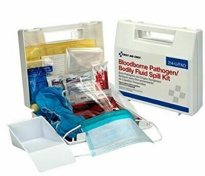 Bloodborne Pathogen (Norovirus, Vomit, Diarrhea) Bodily Spill Kit - My Food Service License