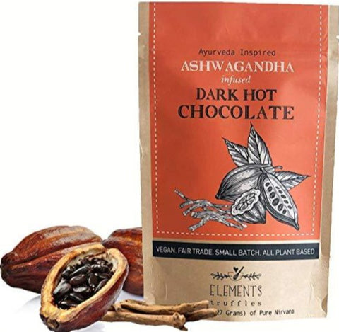 Ashwagandha Infused Drinking Chocolate Mix 8oz