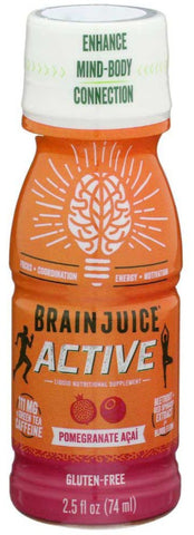 Brain Juice Shots