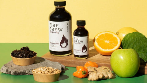 FIREBREW - Wellness Shots - 2 Oz