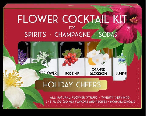 Holiday Cheers Cocktail Kit